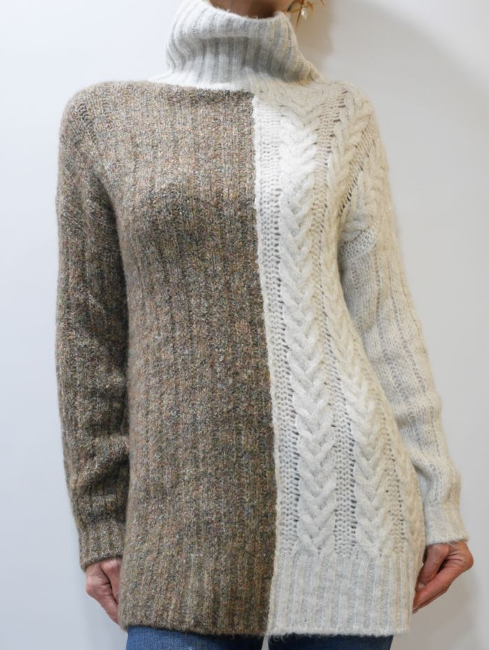 1155L2124 TURTLE NECK SW. LS 901 1