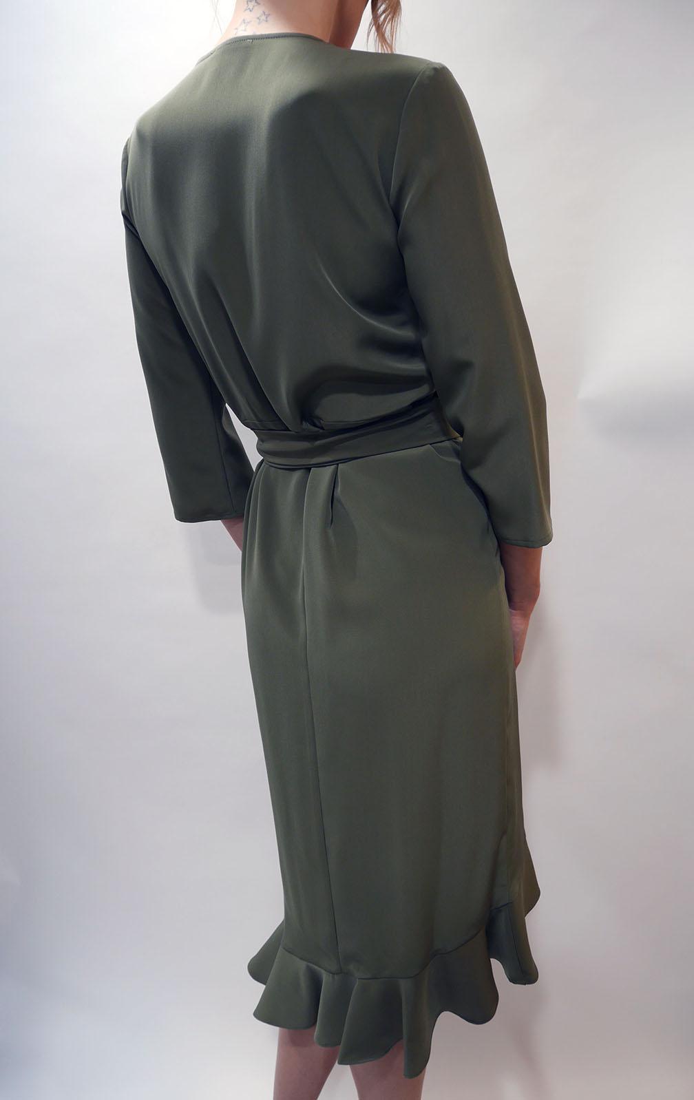 4AE25VDM7 DRESS 4