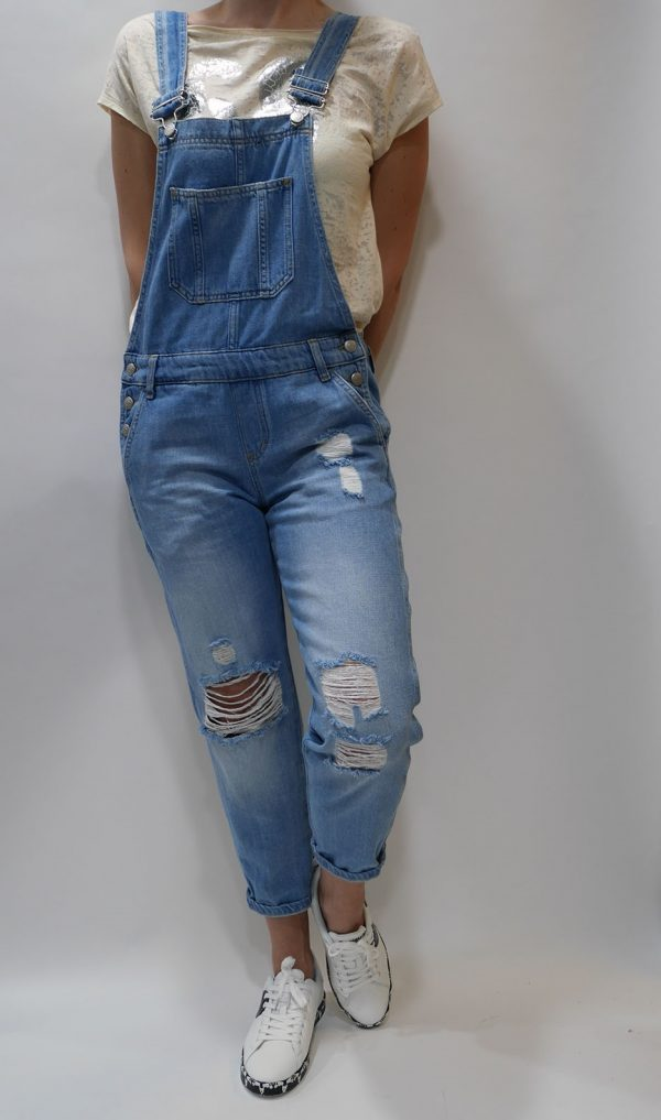 4DQ8580Z7 DUNGAREE 1
