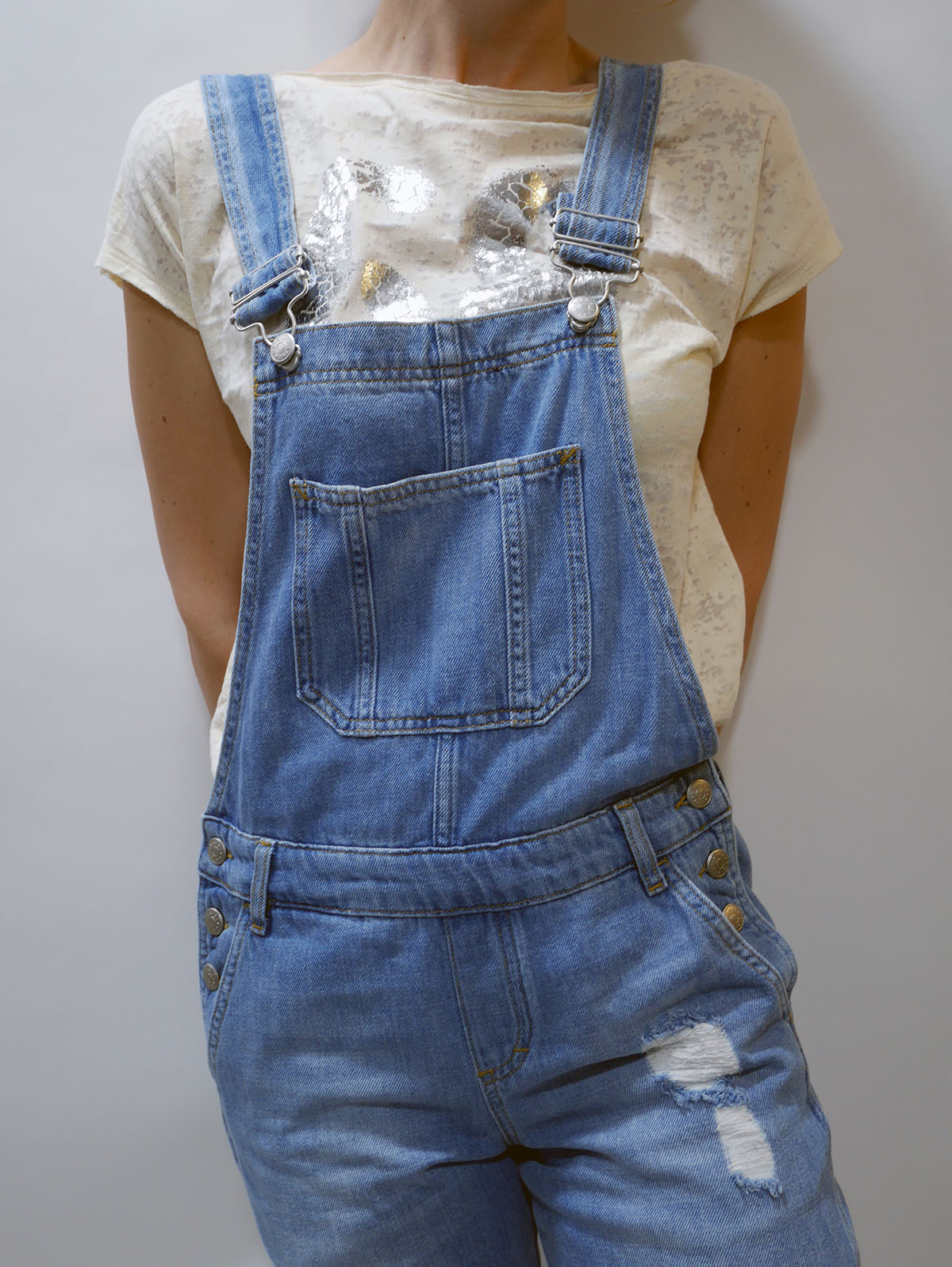 4DQ8580Z7 DUNGAREE 2