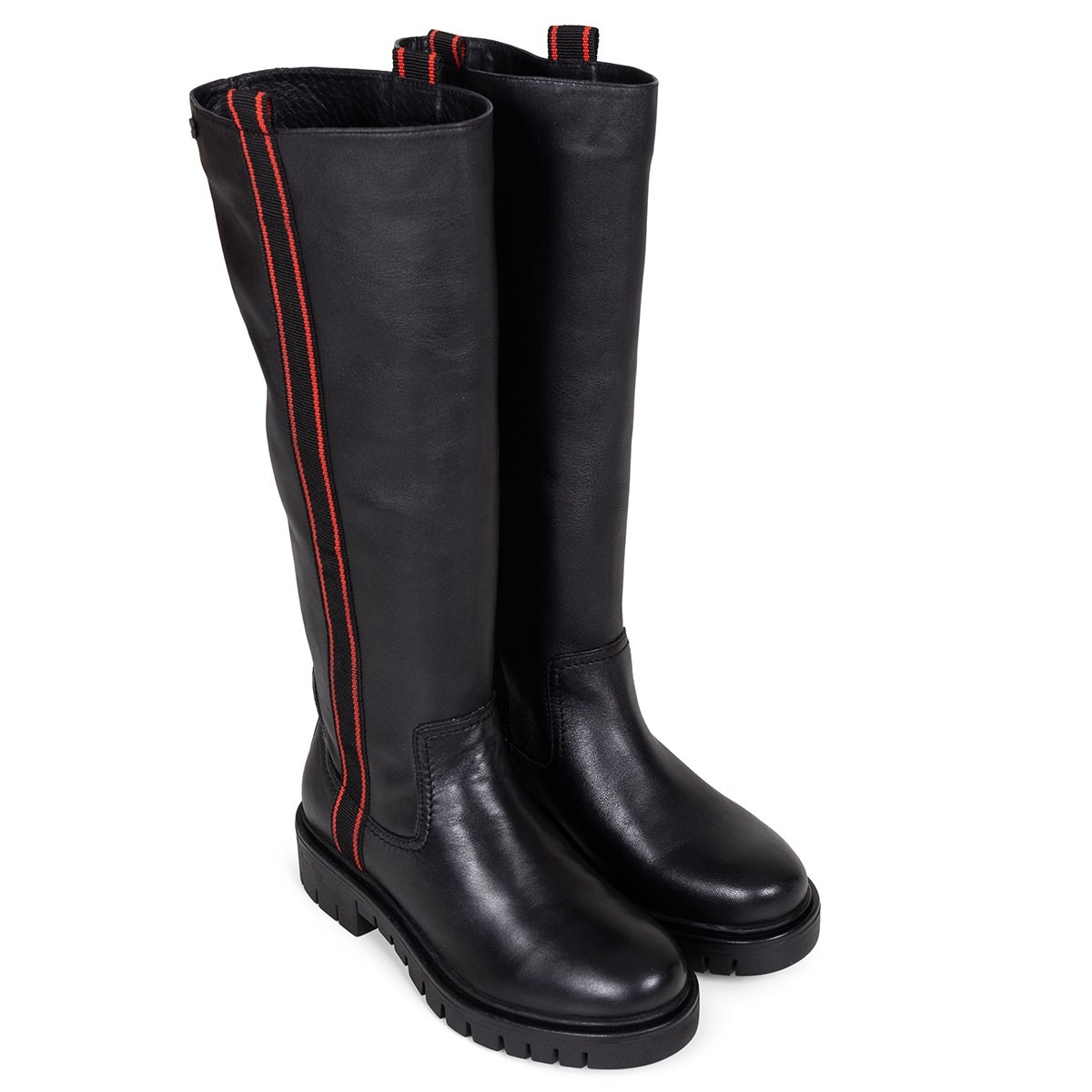 56553 Black BOOTS 5
