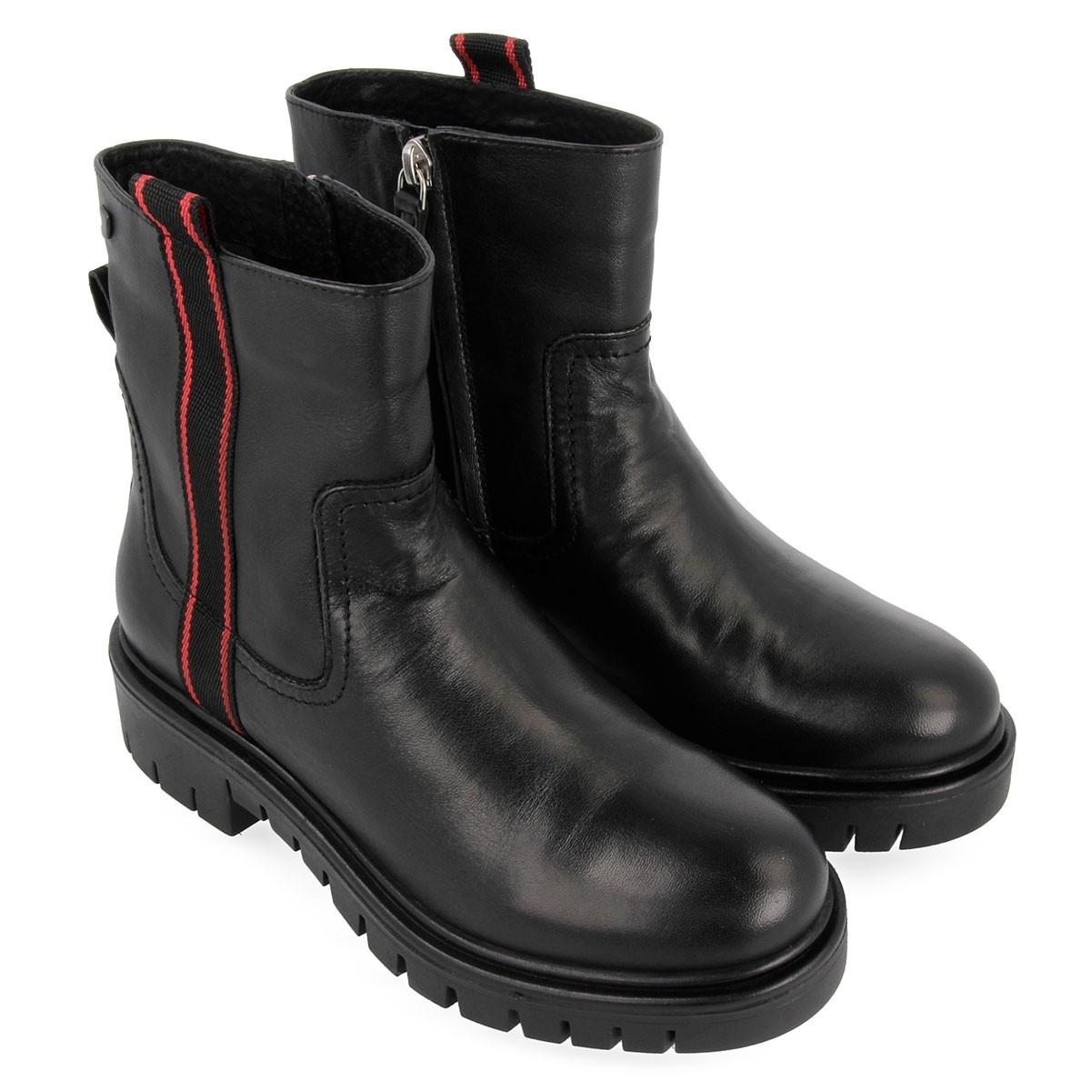56554 Black BOOTS 5