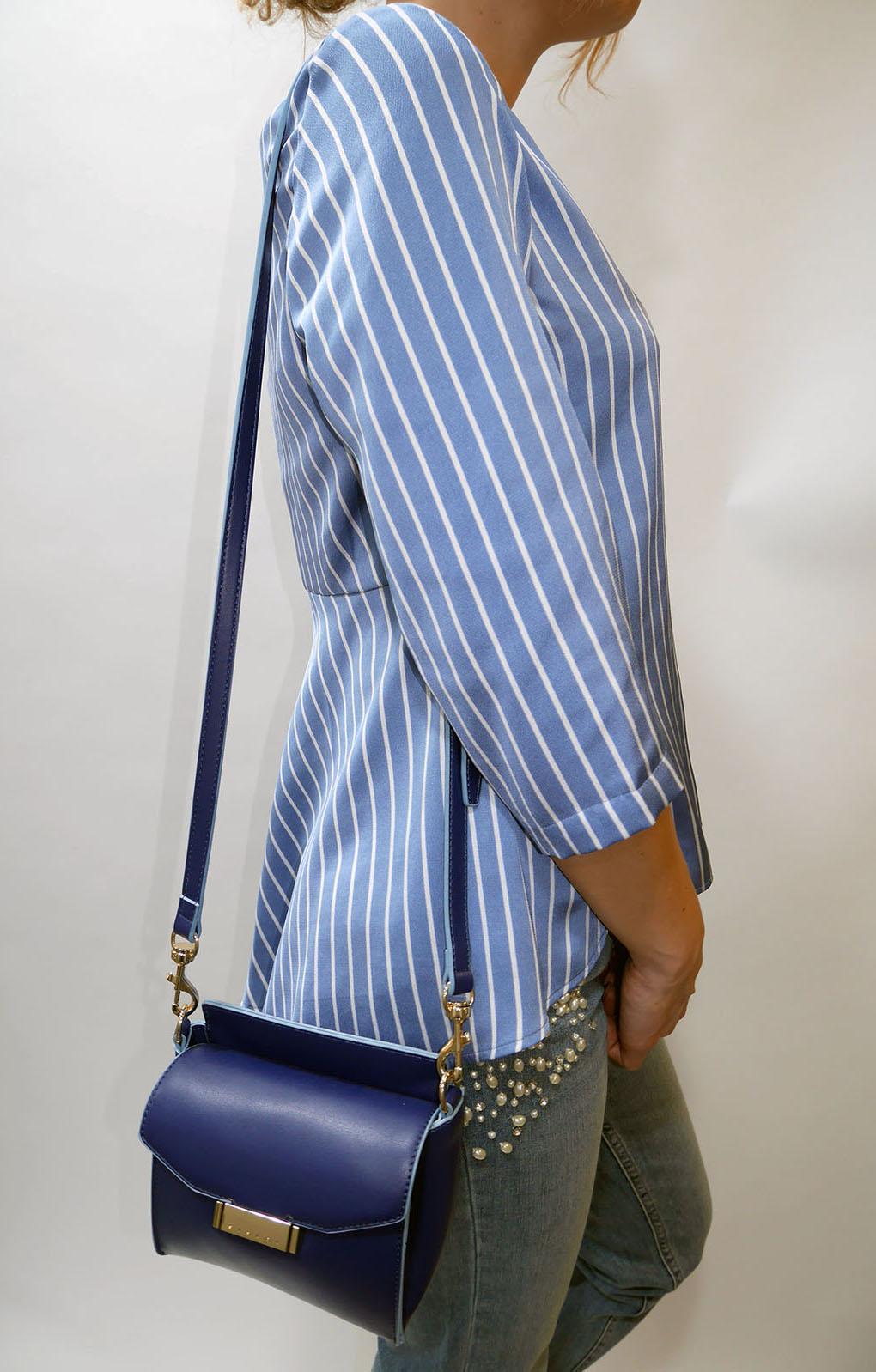 6GEUW12TM BAG BLUE 3