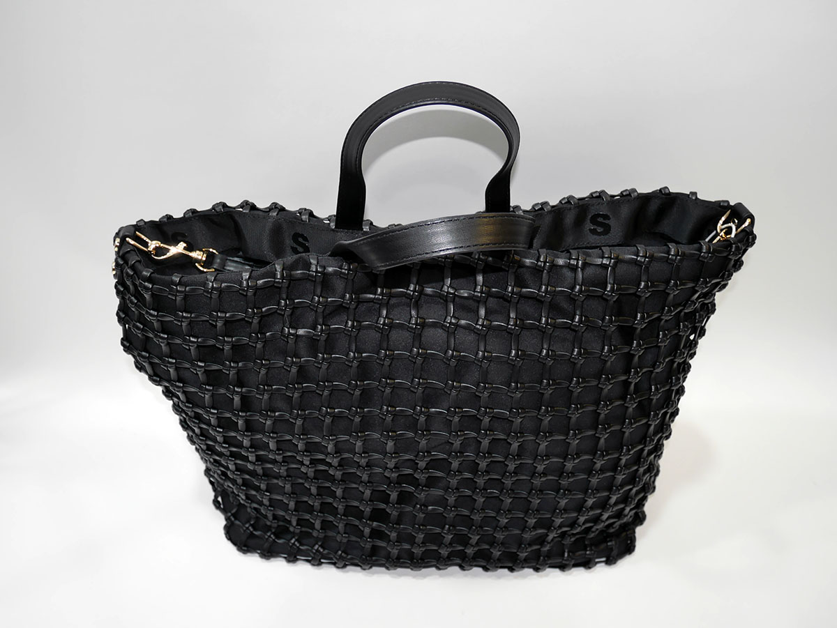 6GEUW12VT BAG BLACK 2