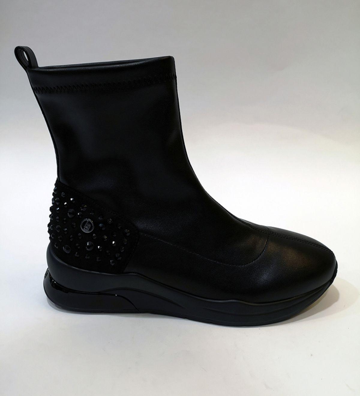 B69035-JX001 KARLIE 28 BOOTY BLACK 4