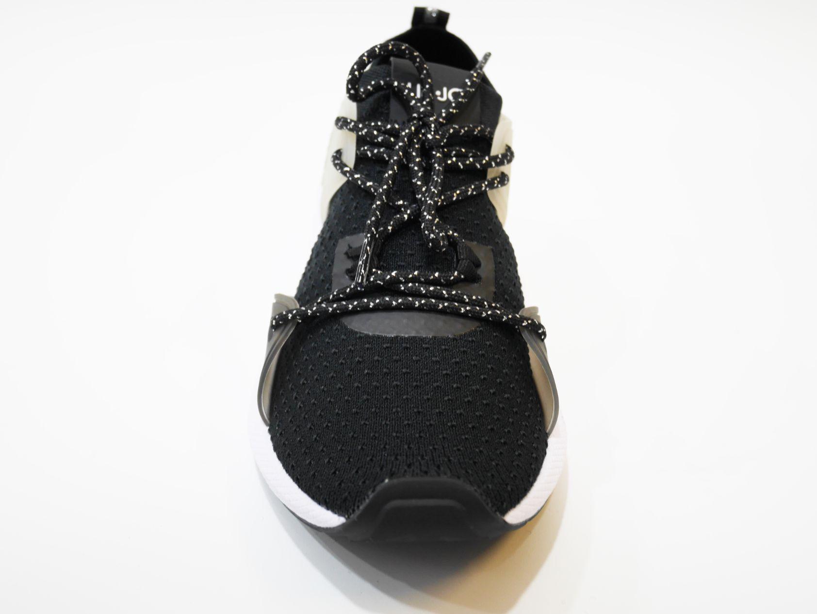 B69045 TX022 YULIA 01 SNEAKER BLACKRED 2