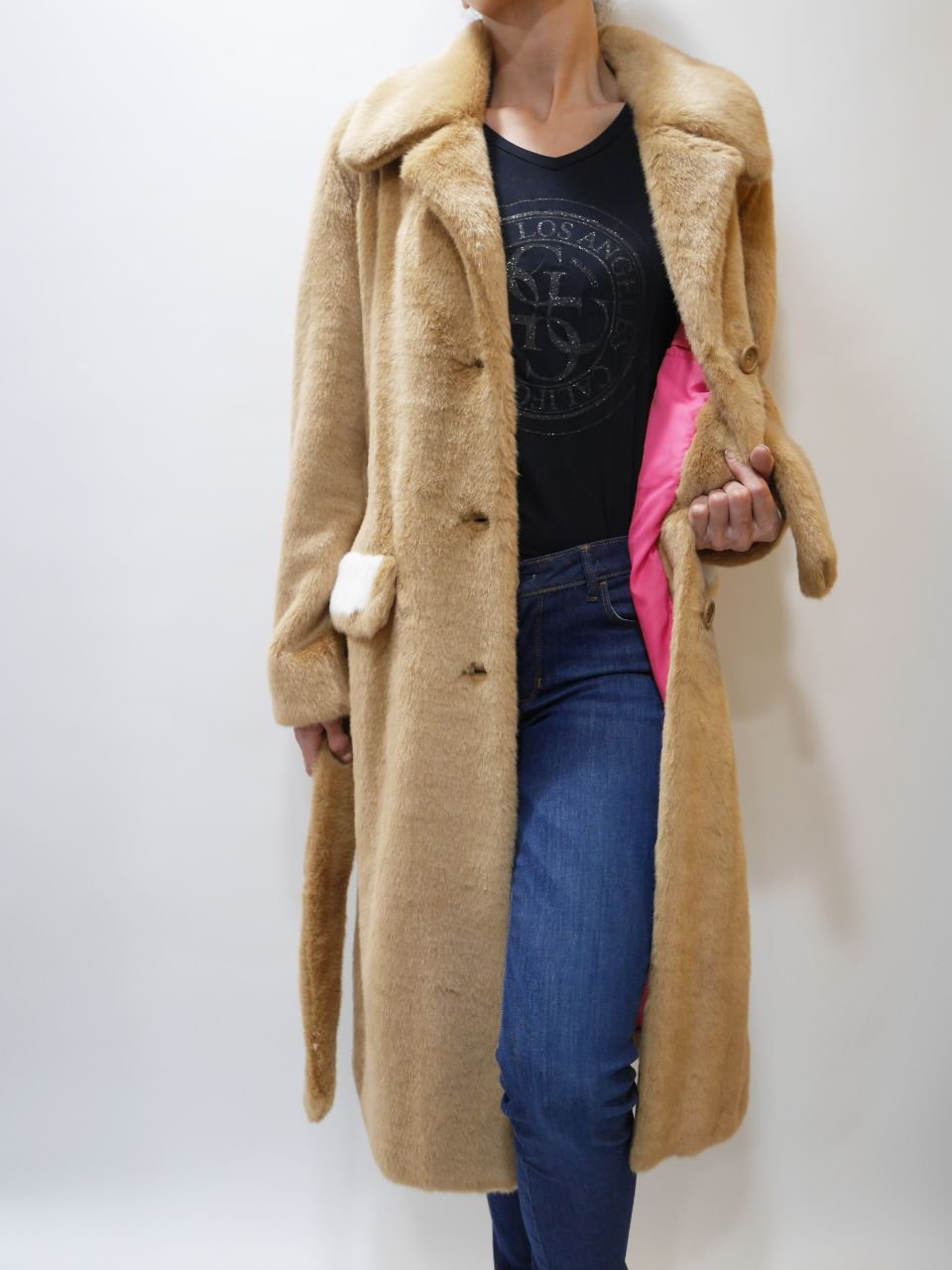 OZIARE COAT LZA 1G14BS Y5ND 8