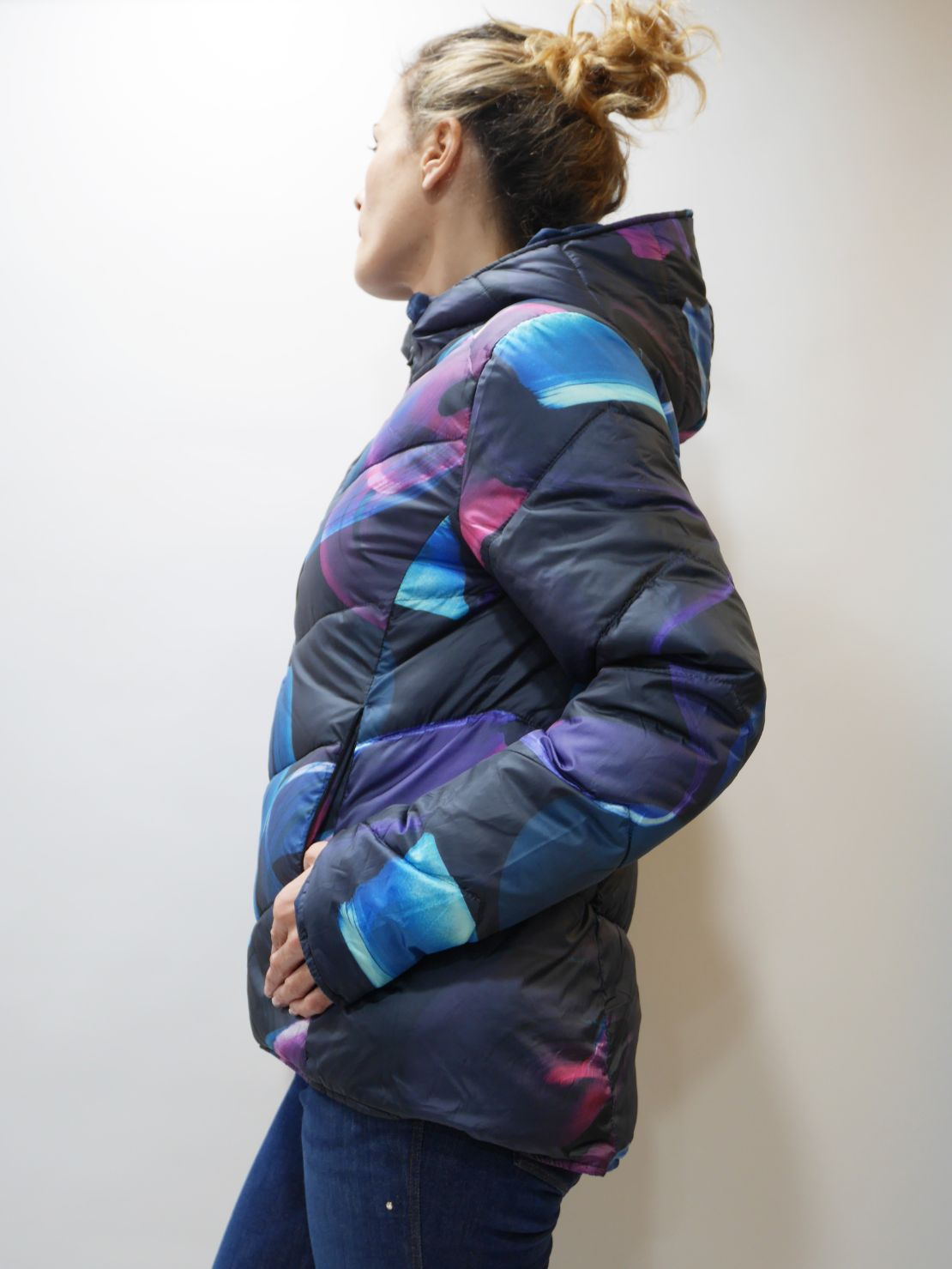 PADDED JACKET ARTY 19WOEW03 5127 2