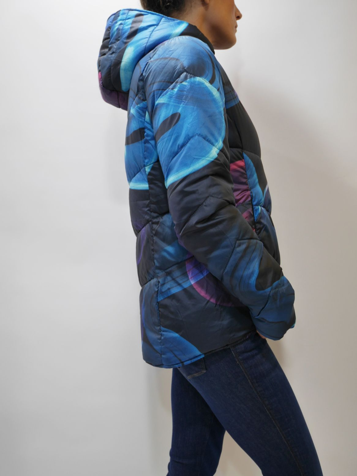PADDED JACKET ARTY 19WOEW03 5127 3