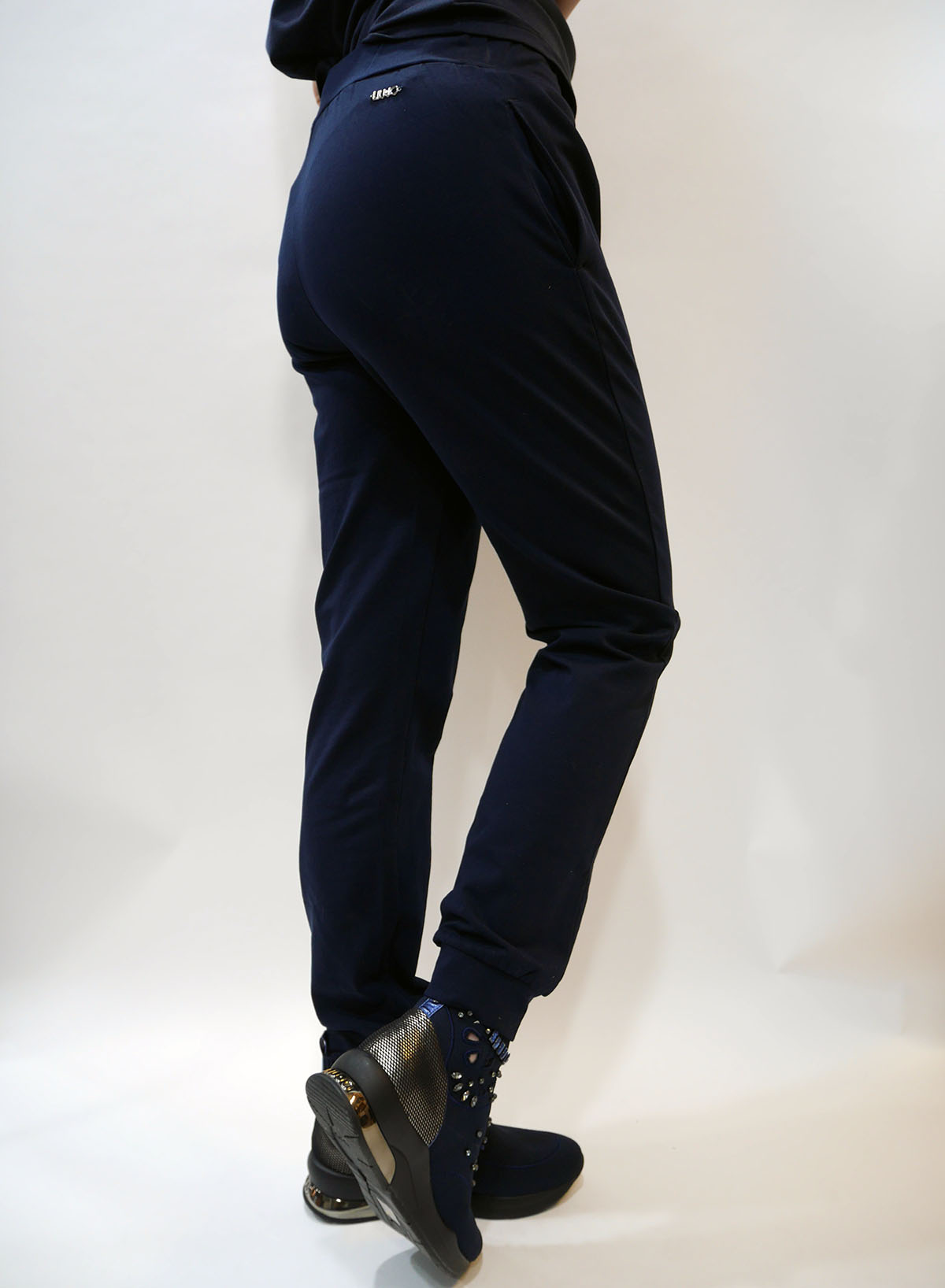 T19124 F0766 PANTS Midnight 2