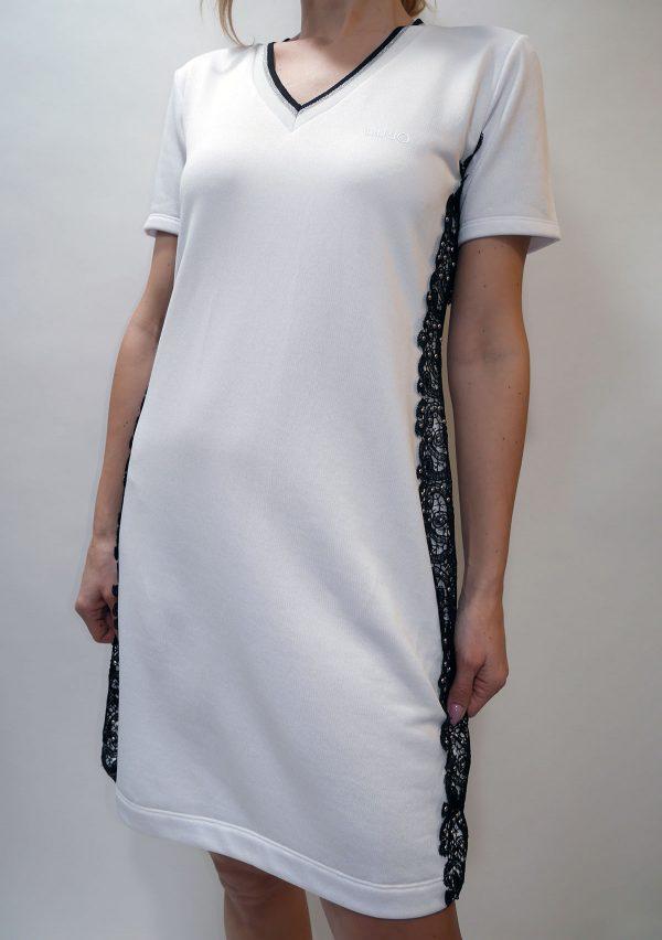 T19166 F0770 DRESS White 1