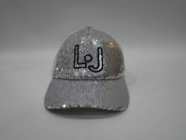 T19169 T0300 HAT Silver-grigio chiaro 1