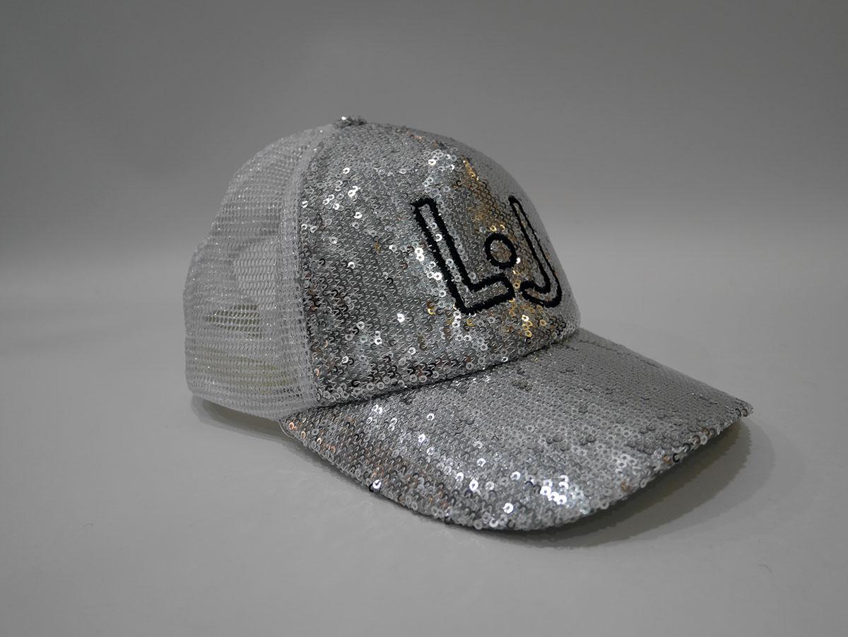 T19169 T0300 HAT Silver-grigio chiaro 2