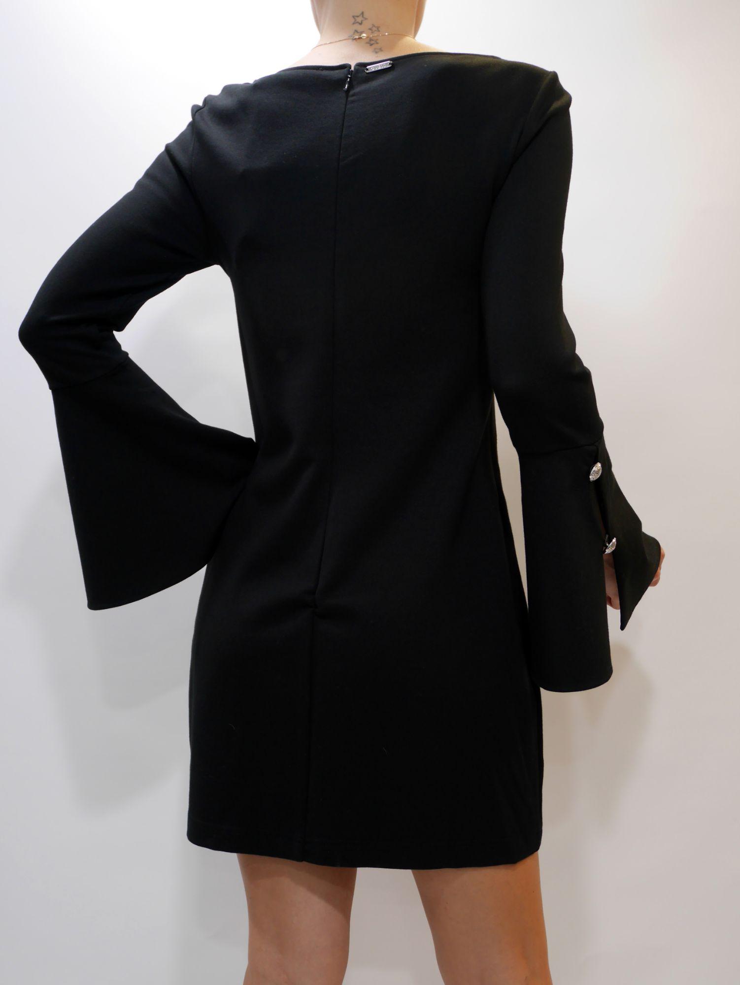 W94K62K8RN0-JBLK AURORA DRESS 2