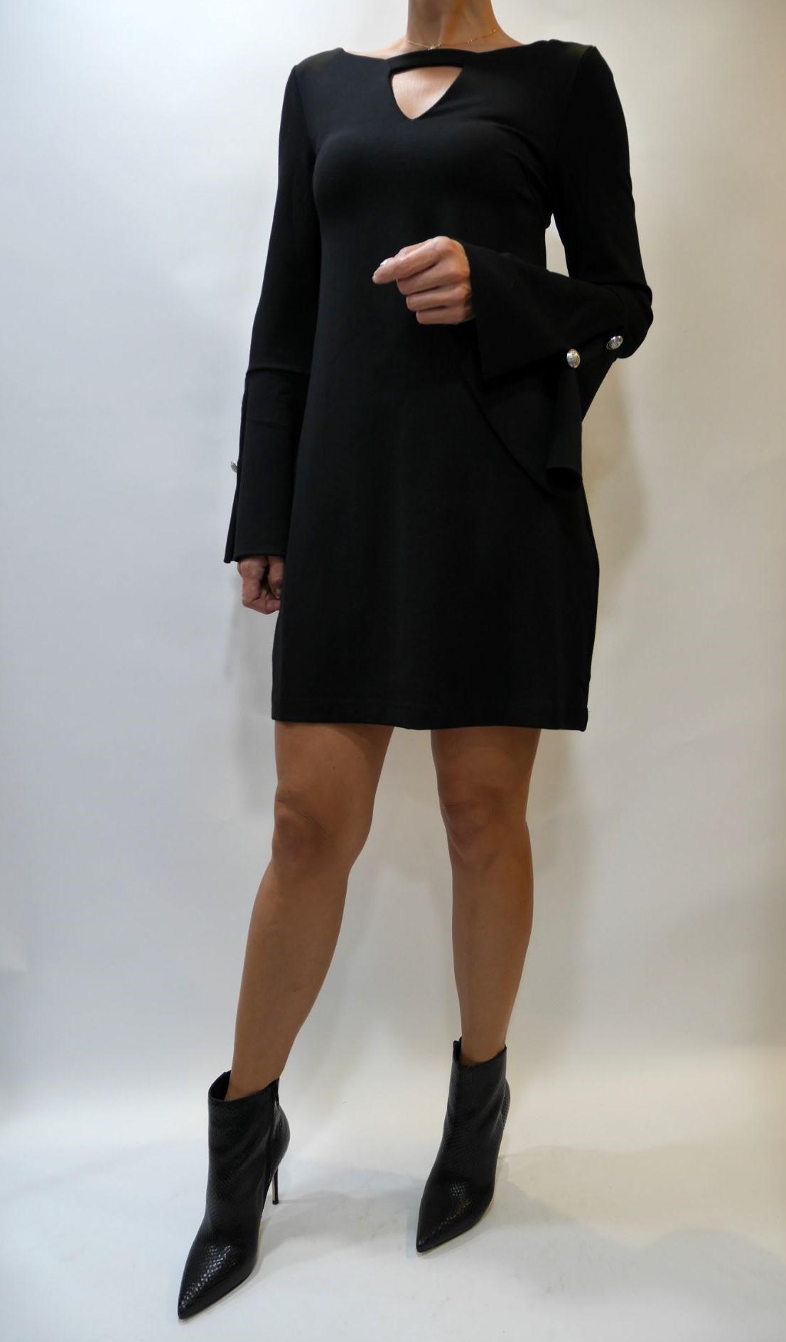 W94K62K8RN0-JBLK AURORA DRESS 3