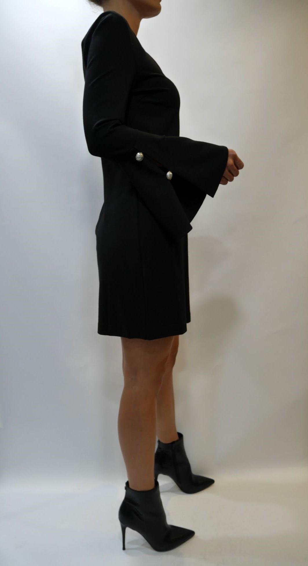 W94K62K8RN0-JBLK AURORA DRESS 4