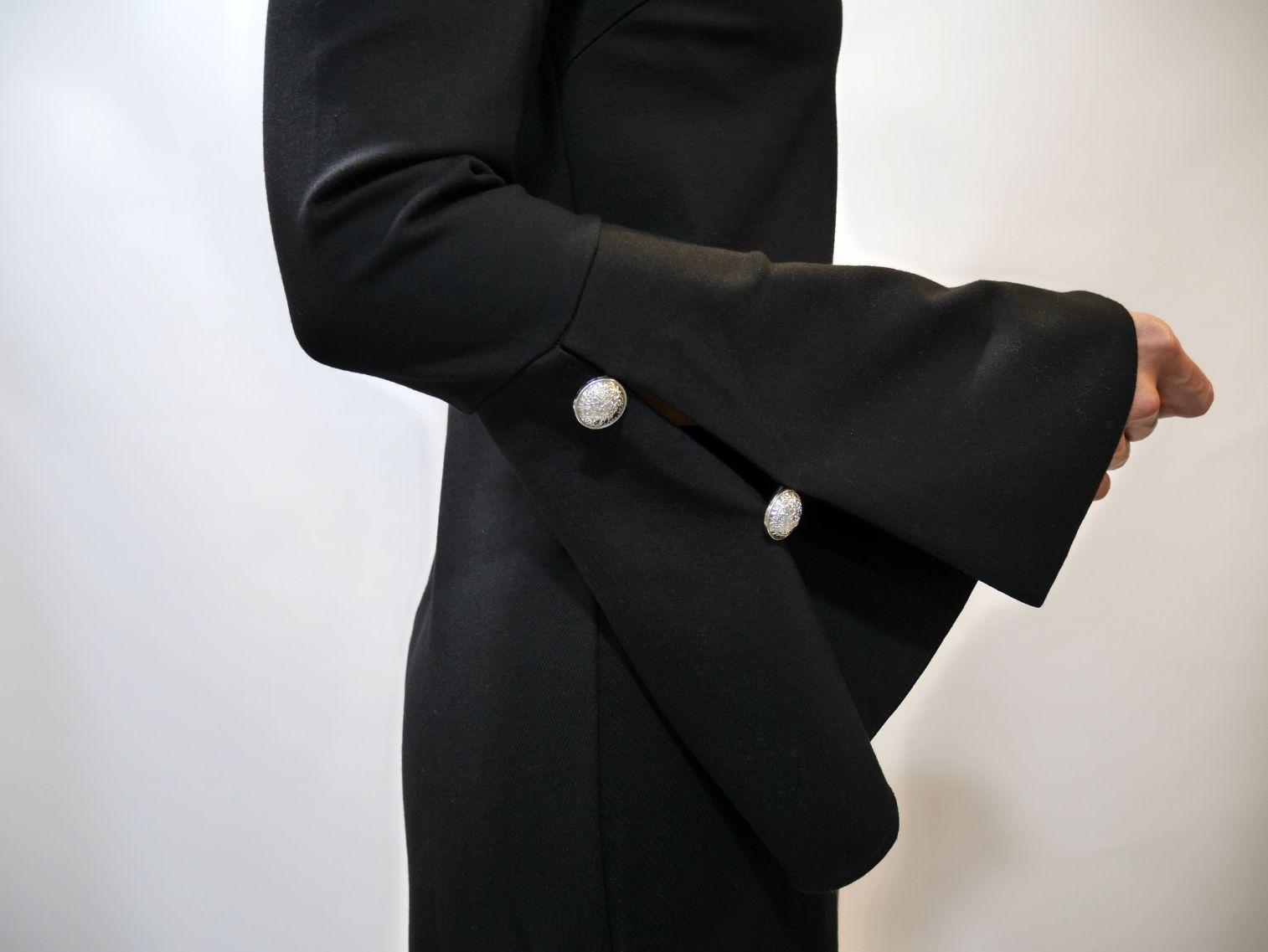W94K62K8RN0-JBLK AURORA DRESS 6