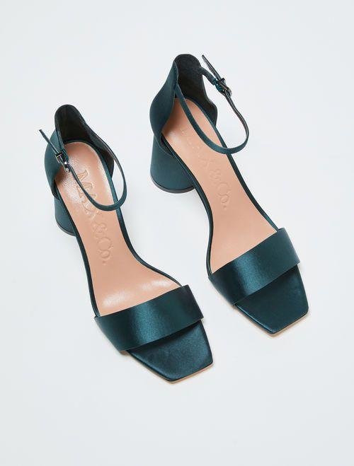 ALFREDO Footwear dark green 3