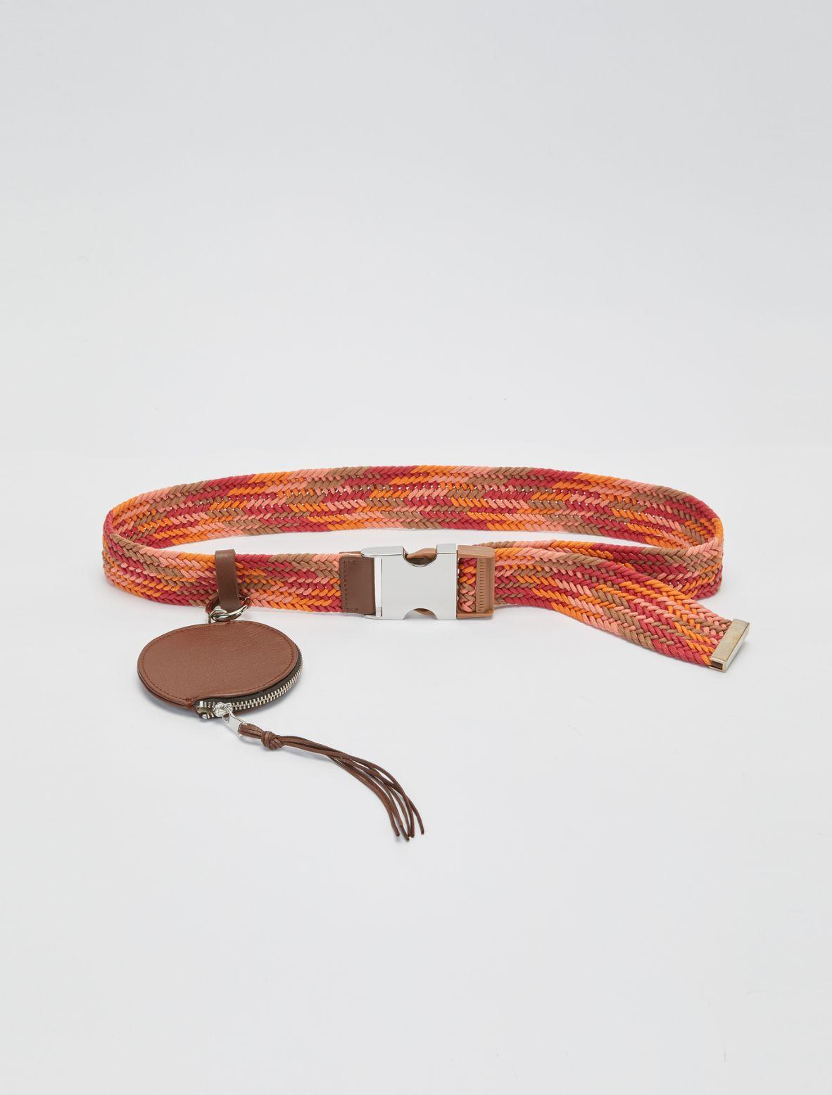 ANFIBIO Belt-suspenders brown 1