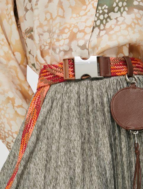 ANFIBIO Belt-suspenders brown 3