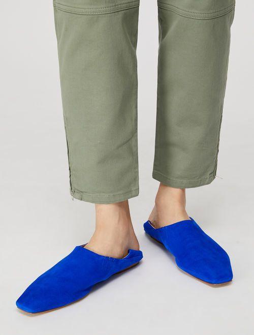 APPALTO Footwear cornflower blue 4