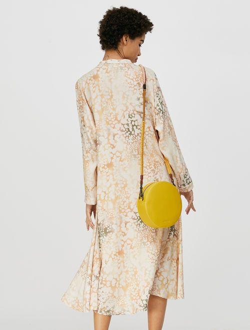 CAUSA Dress powder pink pattern 3