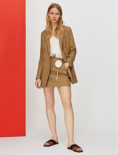 CAVIALE Jacket brown 1