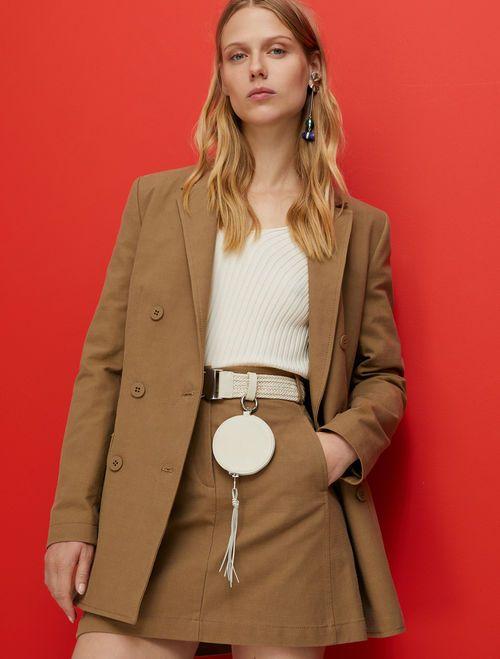 CAVIALE Jacket brown 2