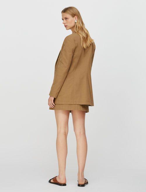 CAVIALE Jacket brown 4