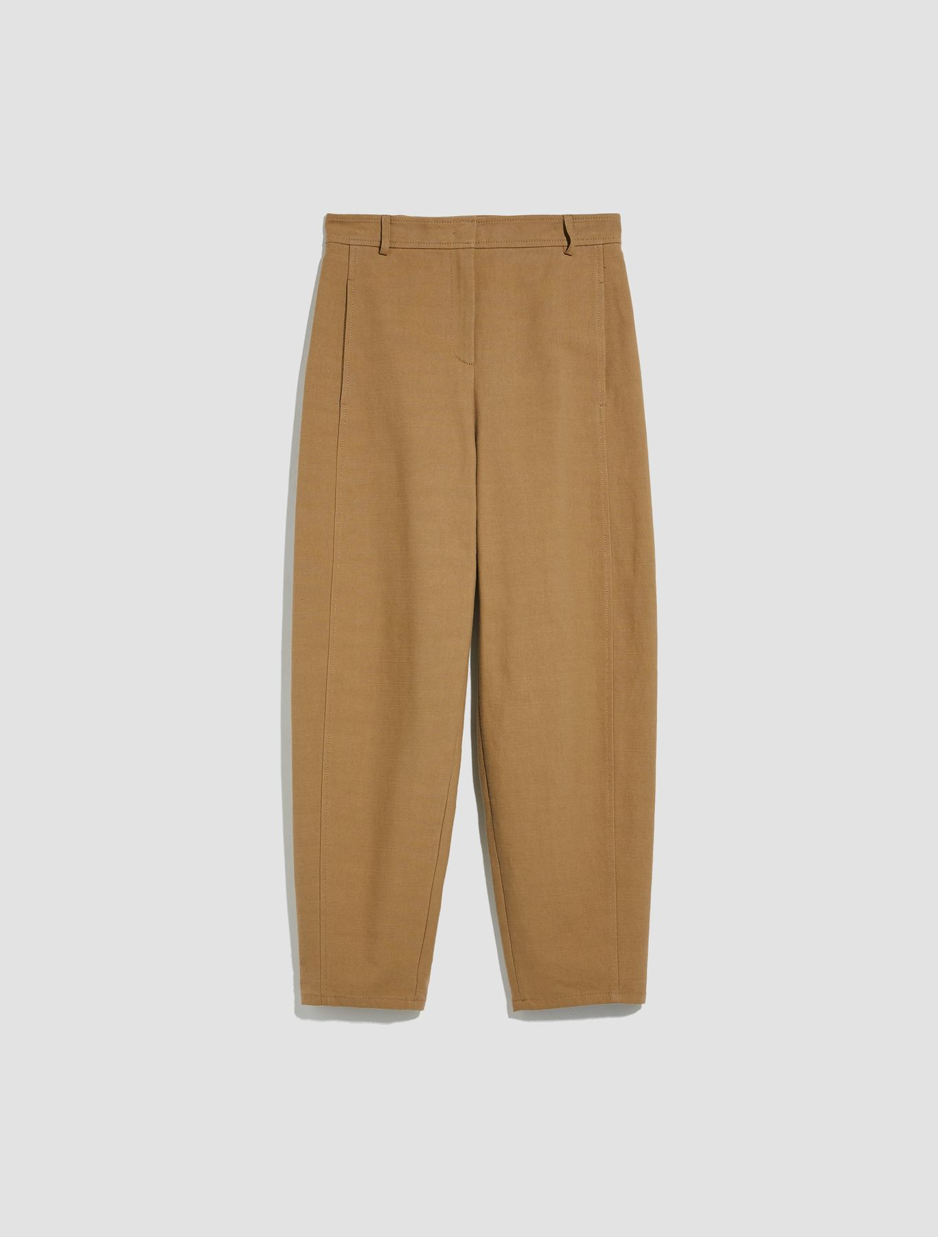 CAVO Long trouser brown 5