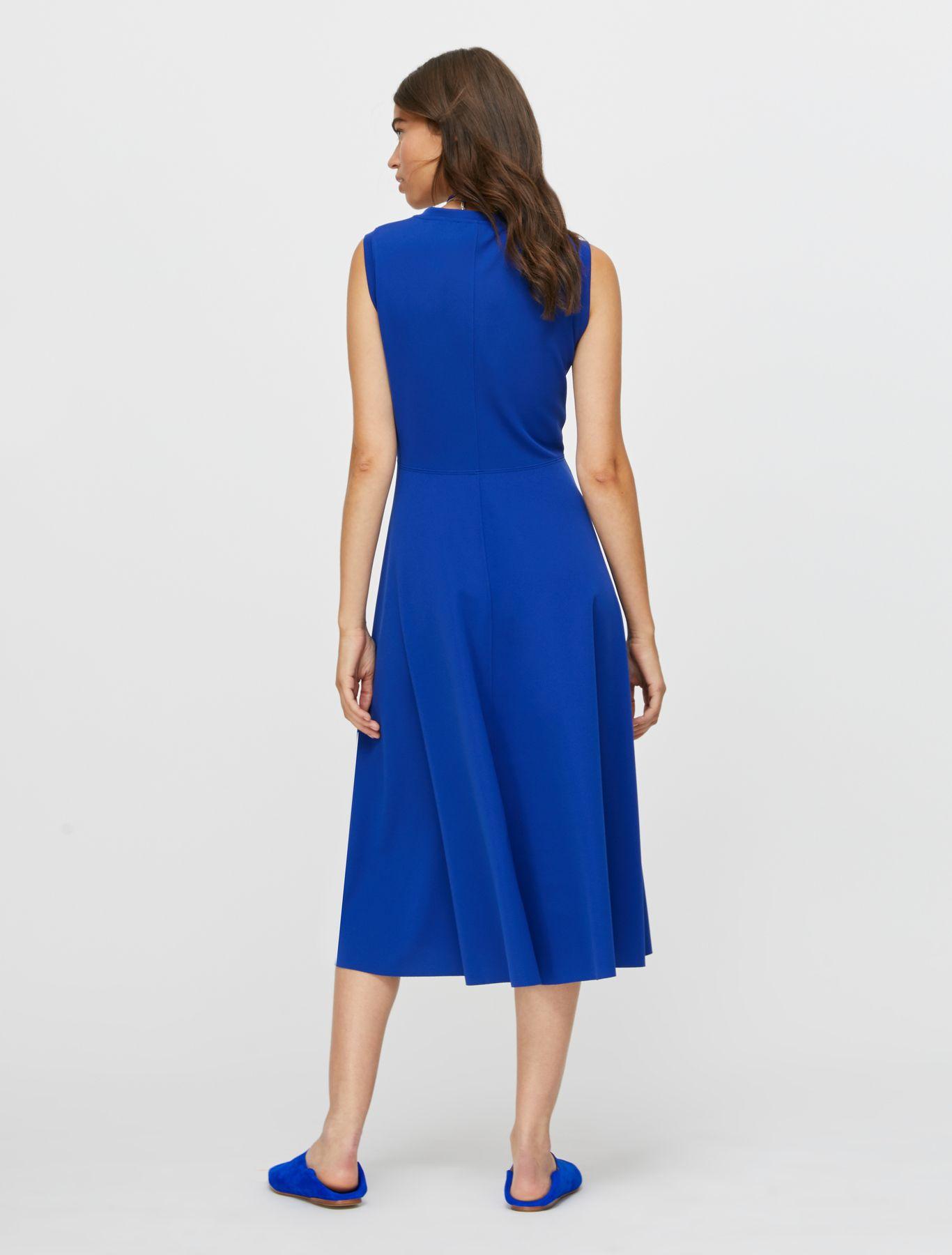 CULTURA Jerseydress china blue 3