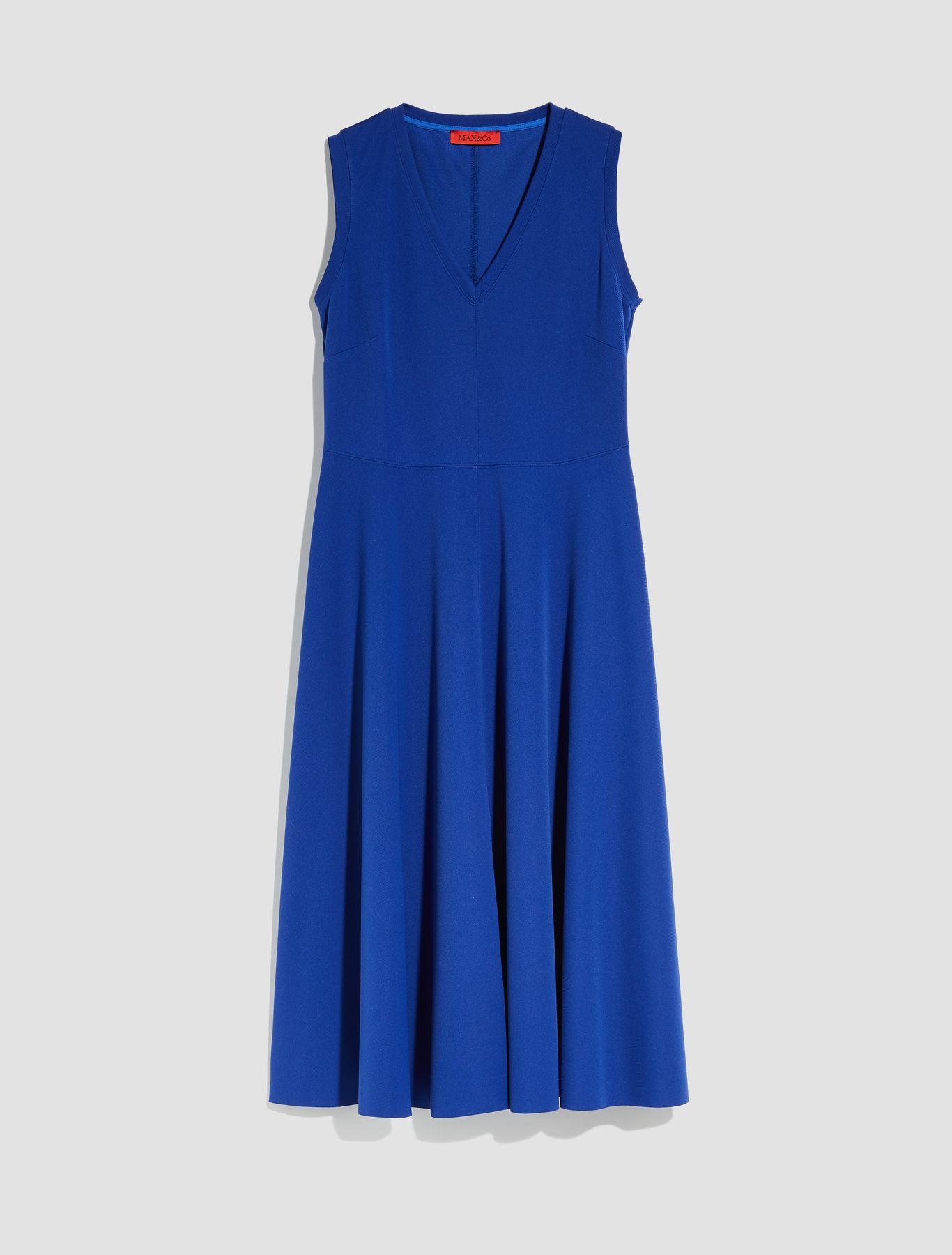 CULTURA Jerseydress china blue 5