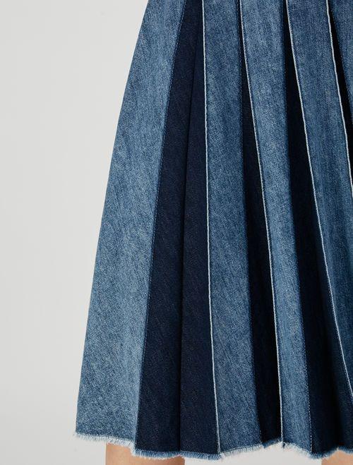 DIRECTOR Skirt light blue 4