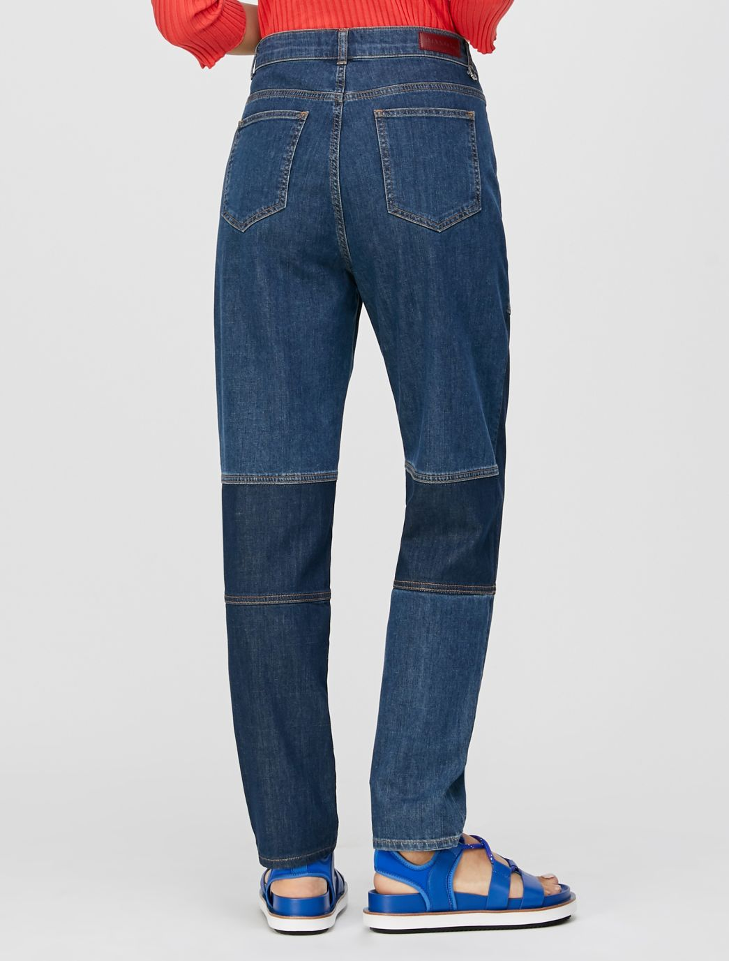 DOLLY Denim trouser midnight blue 2