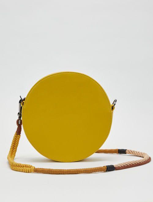 DOTBAG Handbag sunshine yellow 1