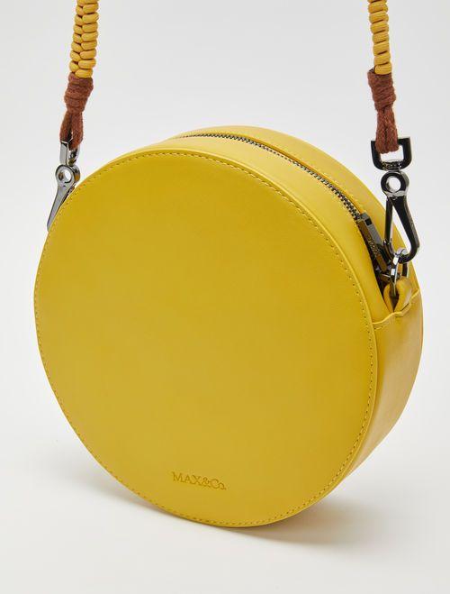 DOTBAG Handbag sunshine yellow 2
