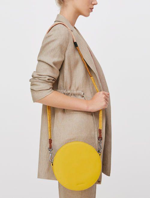DOTBAG Handbag sunshine yellow 4