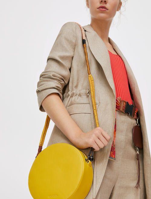 DOTBAG Handbag sunshine yellow 5