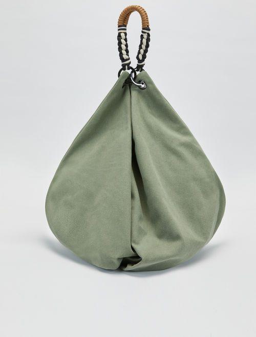 MANTA2 Handbag olive green 1