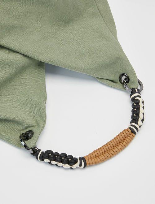 MANTA2 Handbag olive green 3