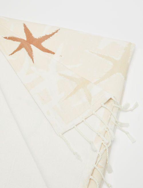 MARIO Sun-Shower Towel white 4