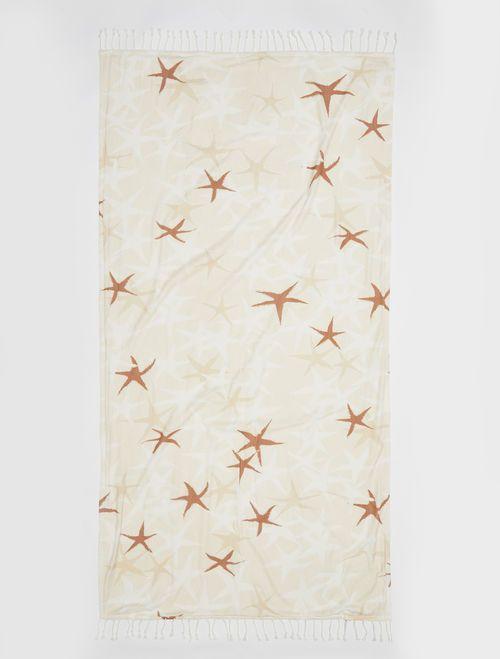 MARIO Sun-Shower Towel white 5