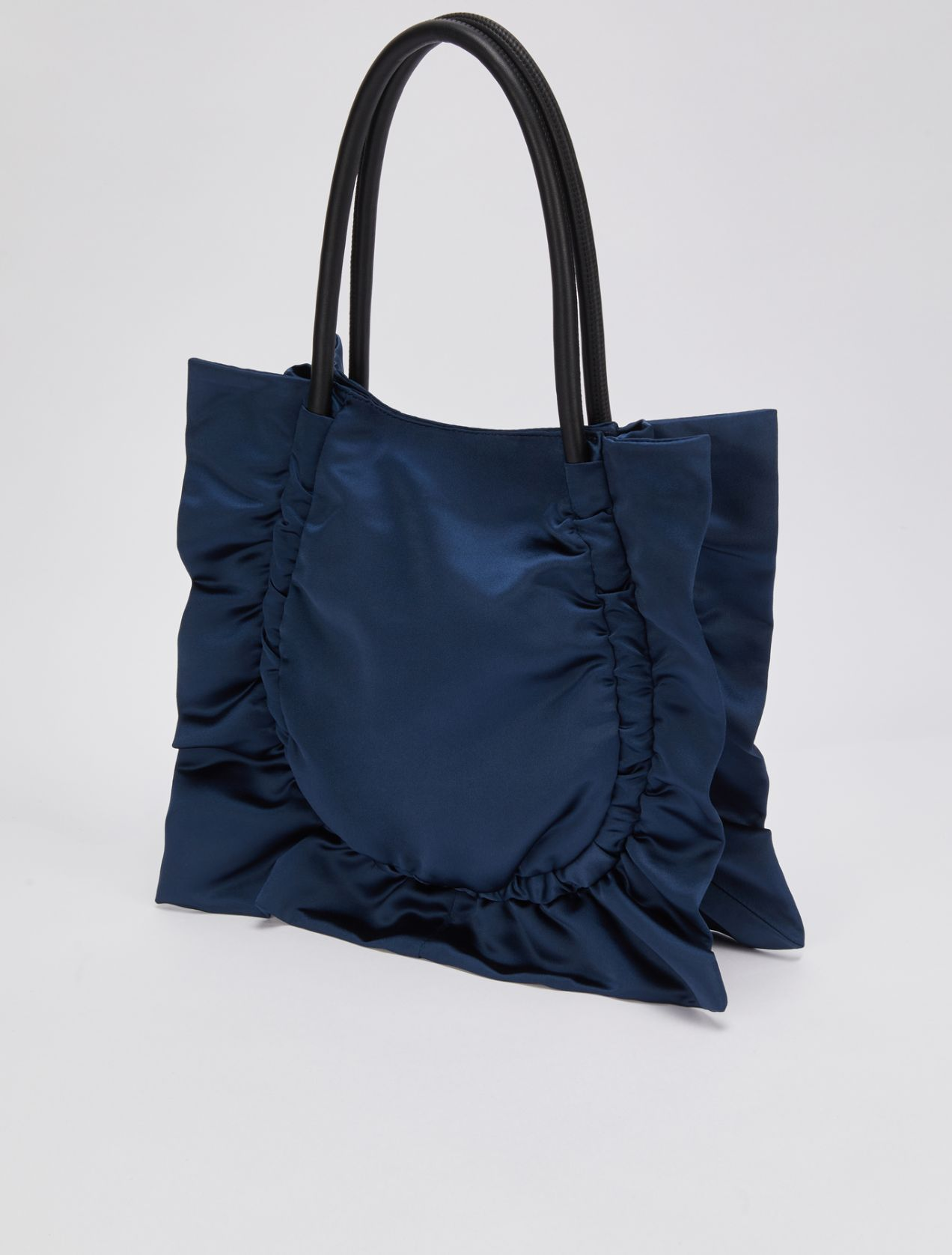 NUDIMINI Handbag navy blue 2