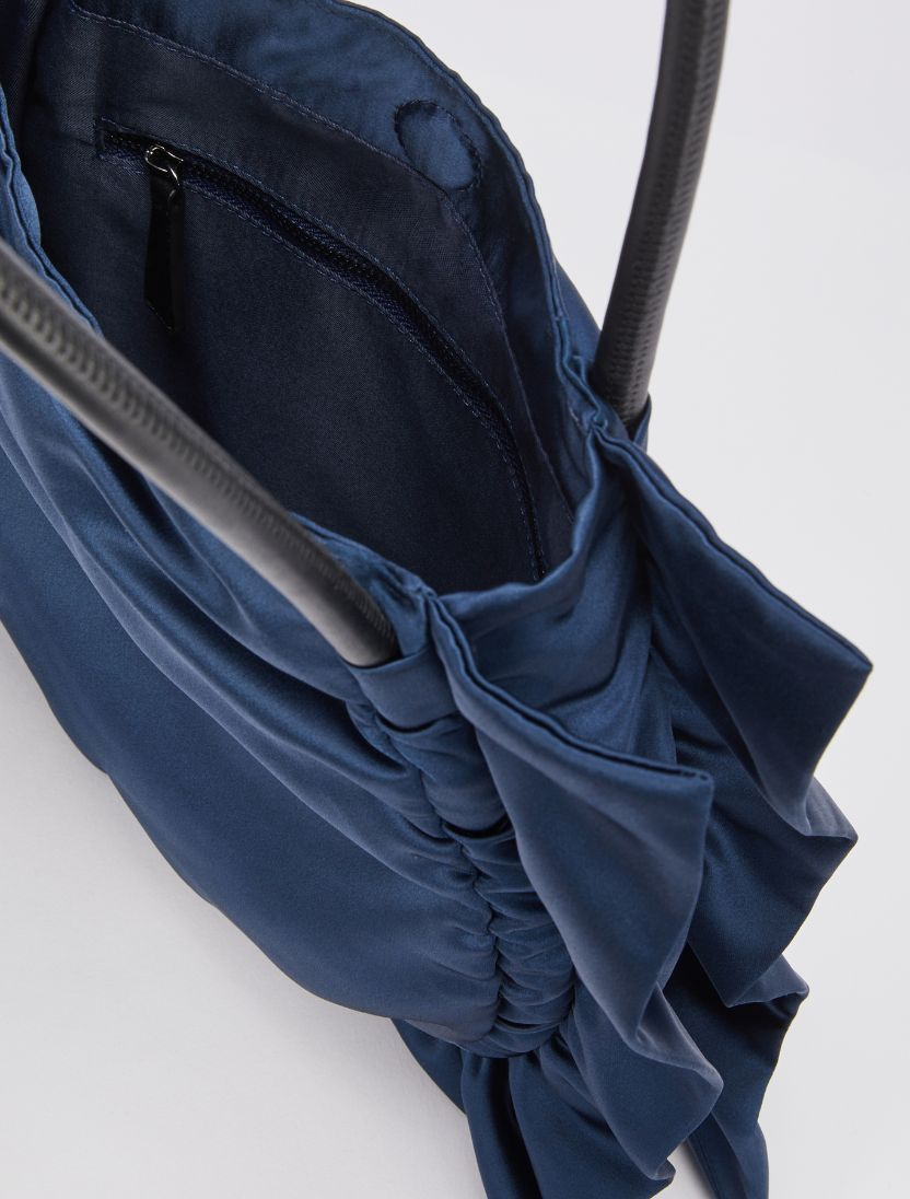 NUDIMINI Handbag navy blue 4