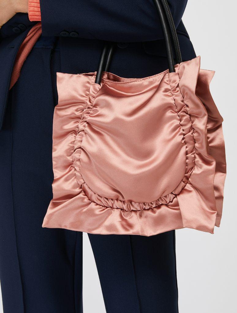 NUDIMINI Handbag old rose 5
