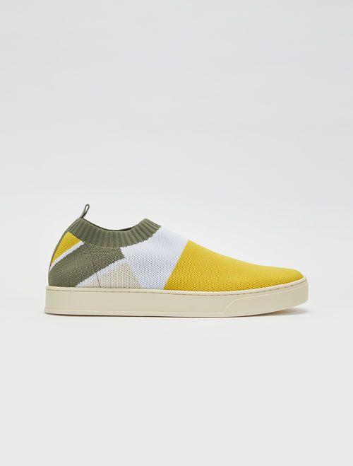 OYA3 Sneakers pale yellow 1