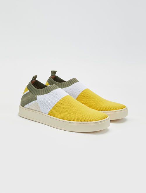 OYA3 Sneakers pale yellow 2