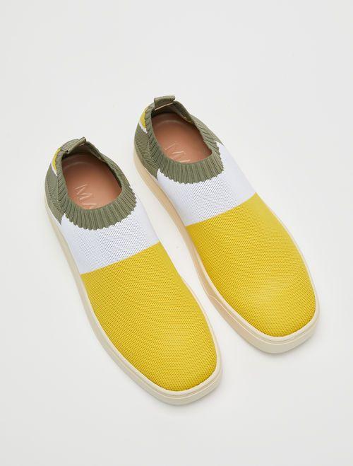 OYA3 Sneakers pale yellow 3