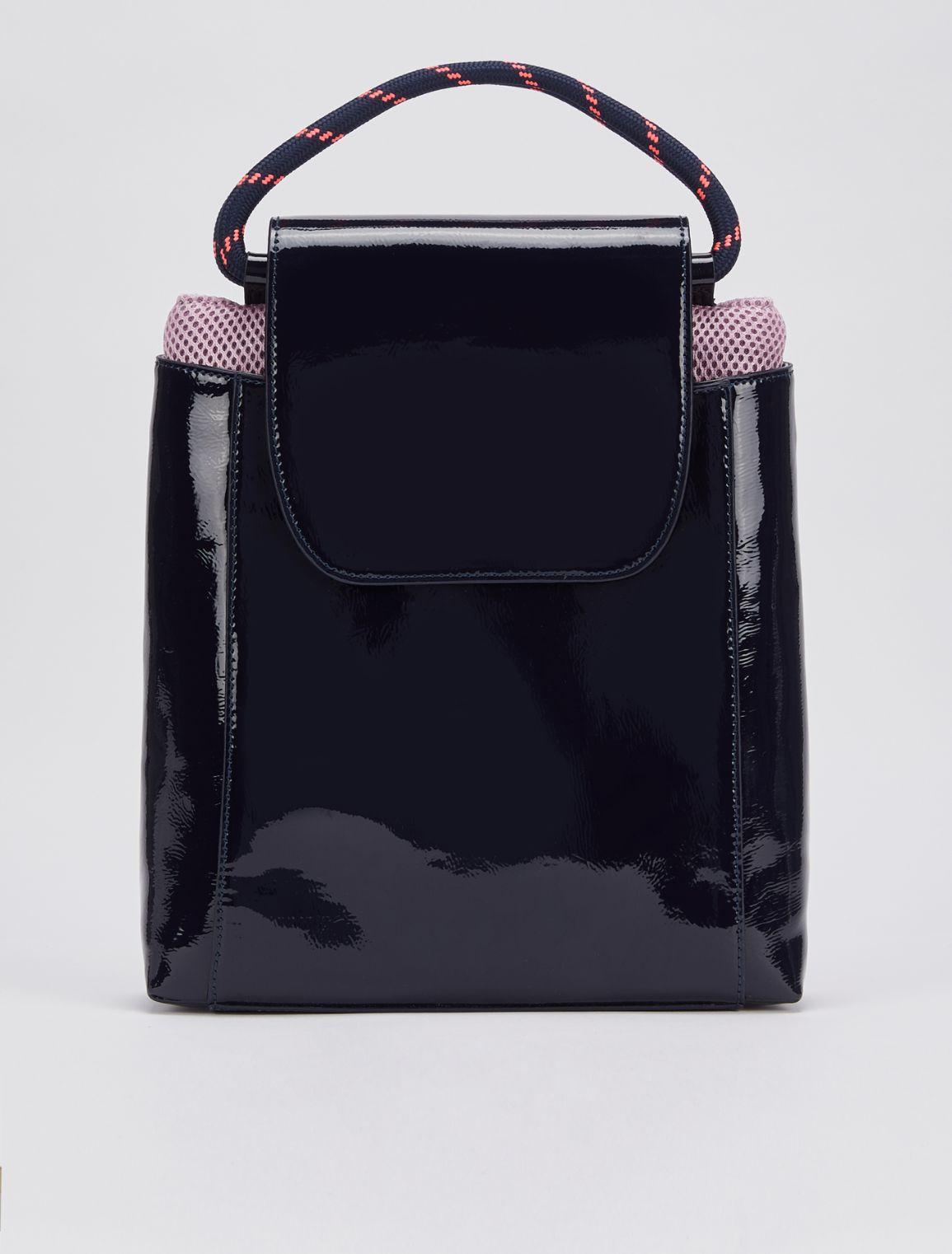 PAGURO Handbag navy blue 1