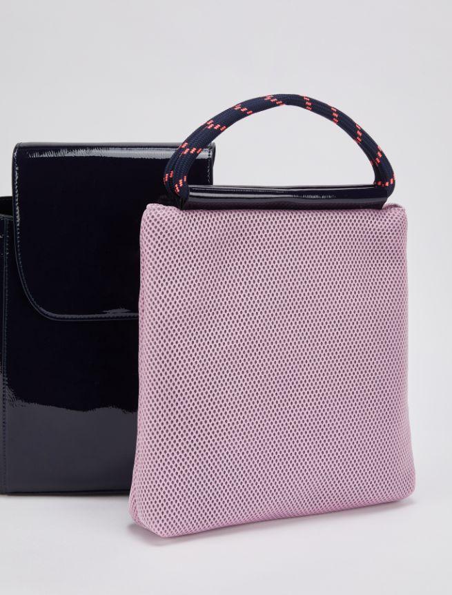 PAGURO Handbag navy blue 3